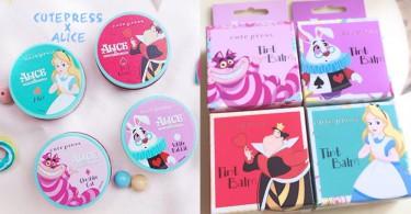 限量發售!4款愛麗絲不可思議嘅童趣唇膏,塗上佢就可以一齊去夢遊仙境啦!