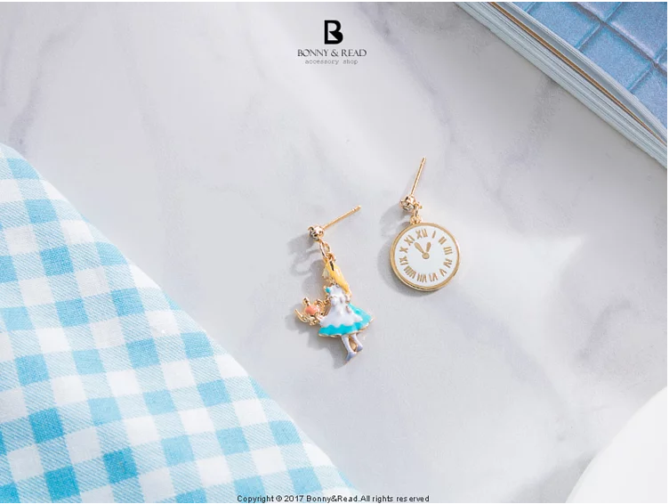 Bonny & Read https://www.bonnyread.com.tw/products/alices-tea-time-earring