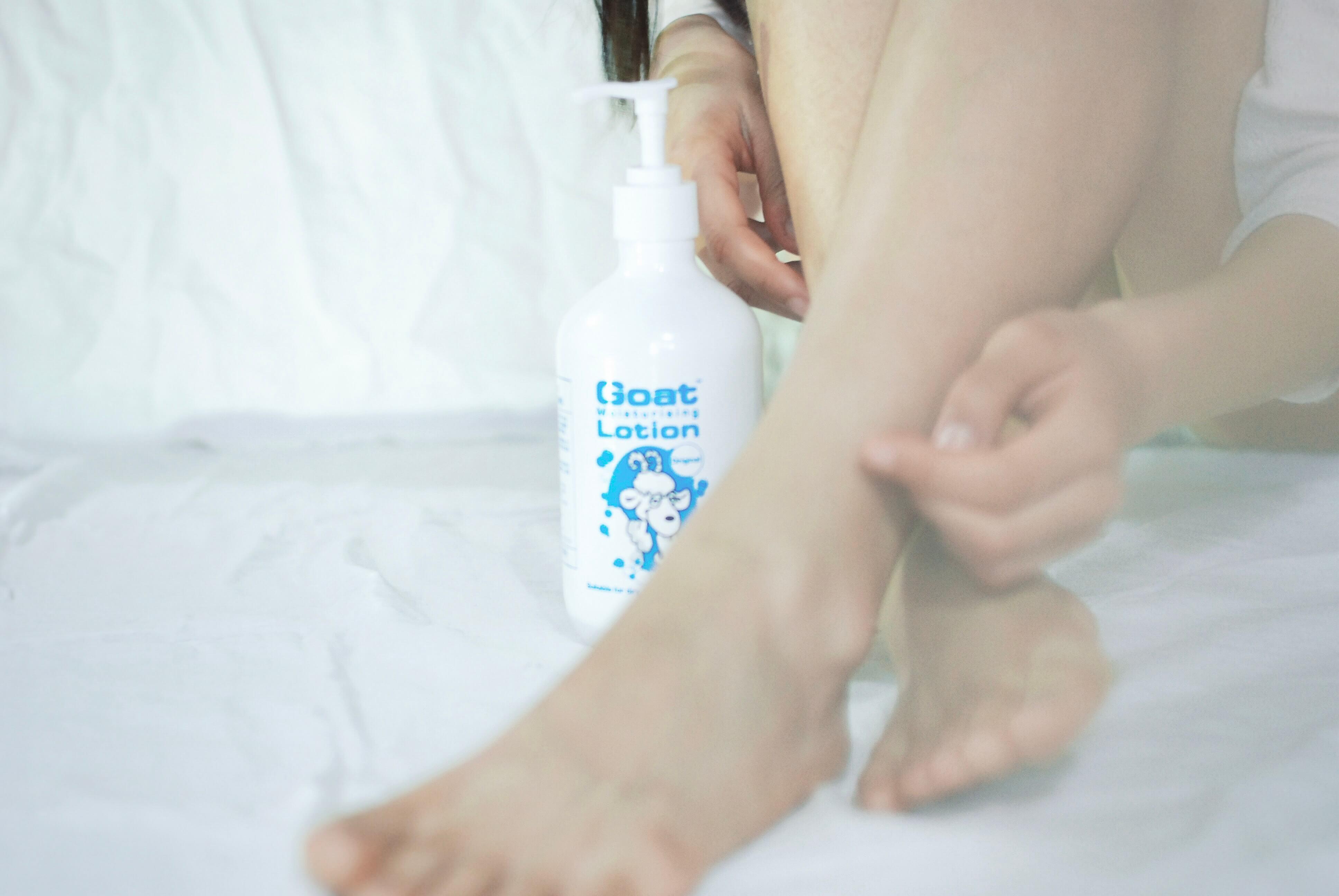 【澳洲品牌Goat羊奶系列護理產品】 成日聽人講羊奶好滋潤 你又有冇真係試過?