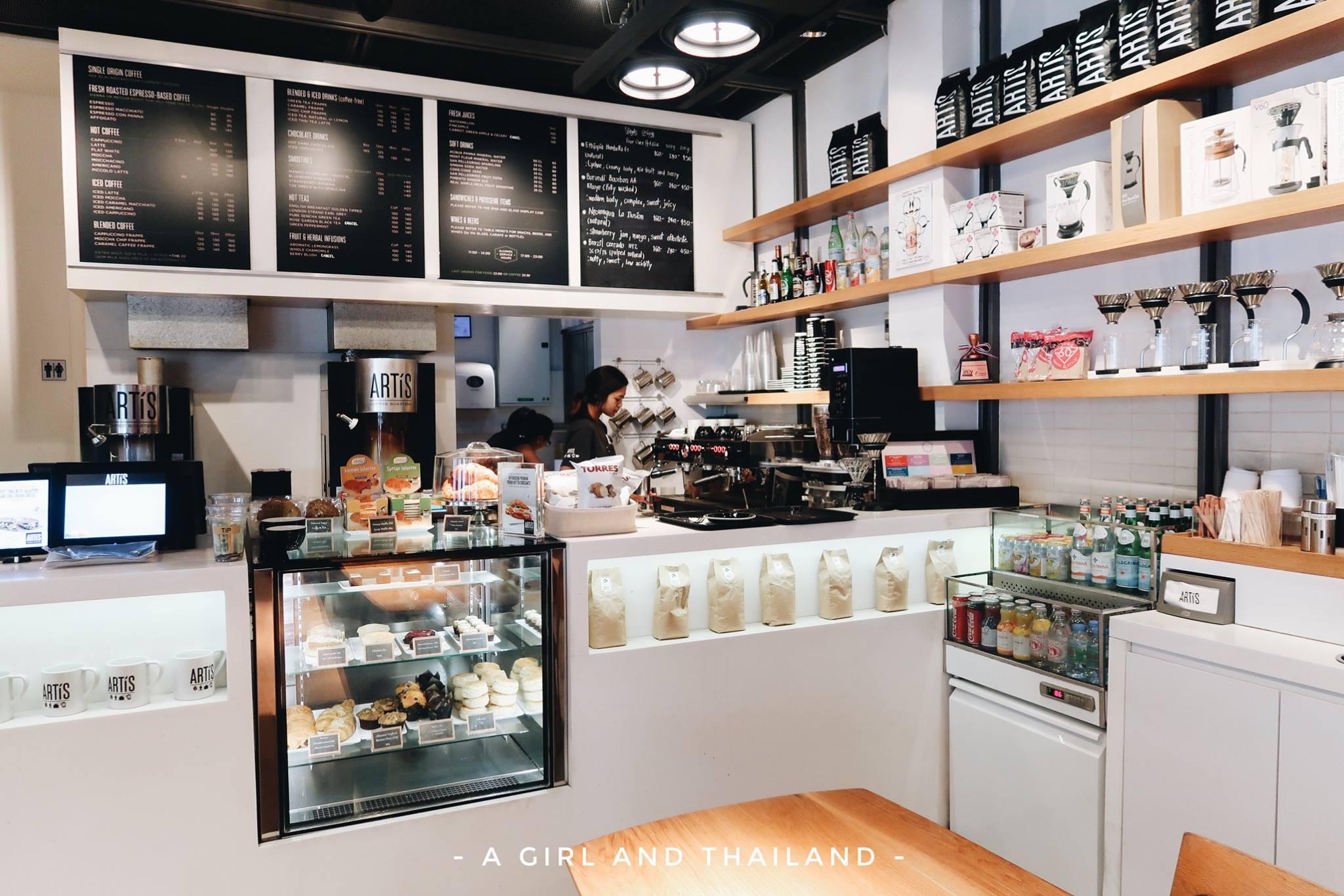 【曼谷】泰國人推介!Asoke高質咖啡店