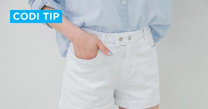 還在煩惱最夏天的穿搭?白色穿搭又來了!