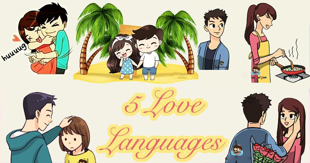 5種愛的語言│你說對了嗎?
