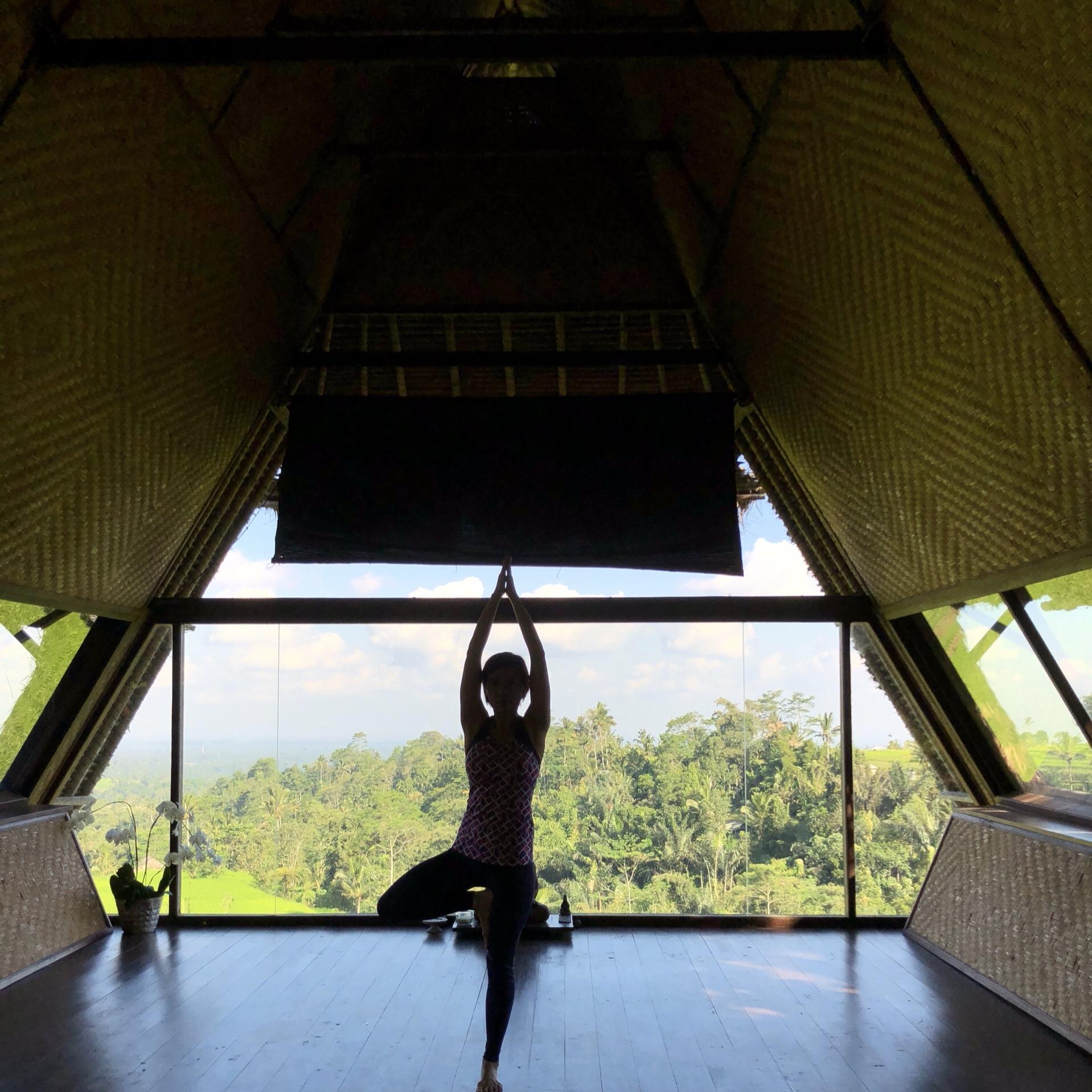 帶住yoga去旅行 — 峇厘篇
