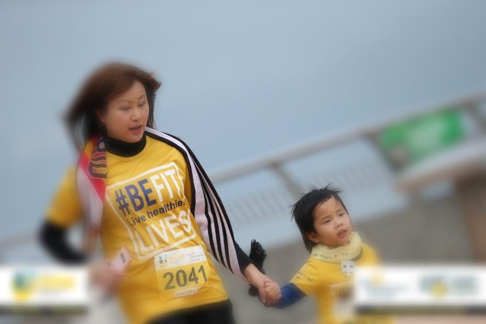 人生馬拉松-幼兒版