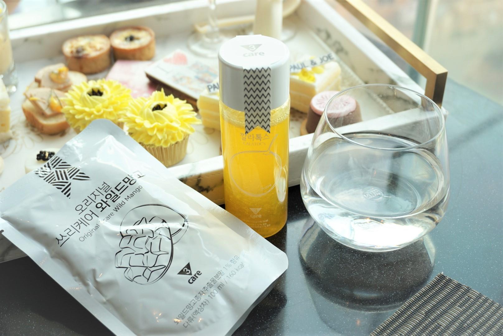 味美果汁輕鬆飲 ❣ 韓國3CARE 快速減肥 Detox 療程