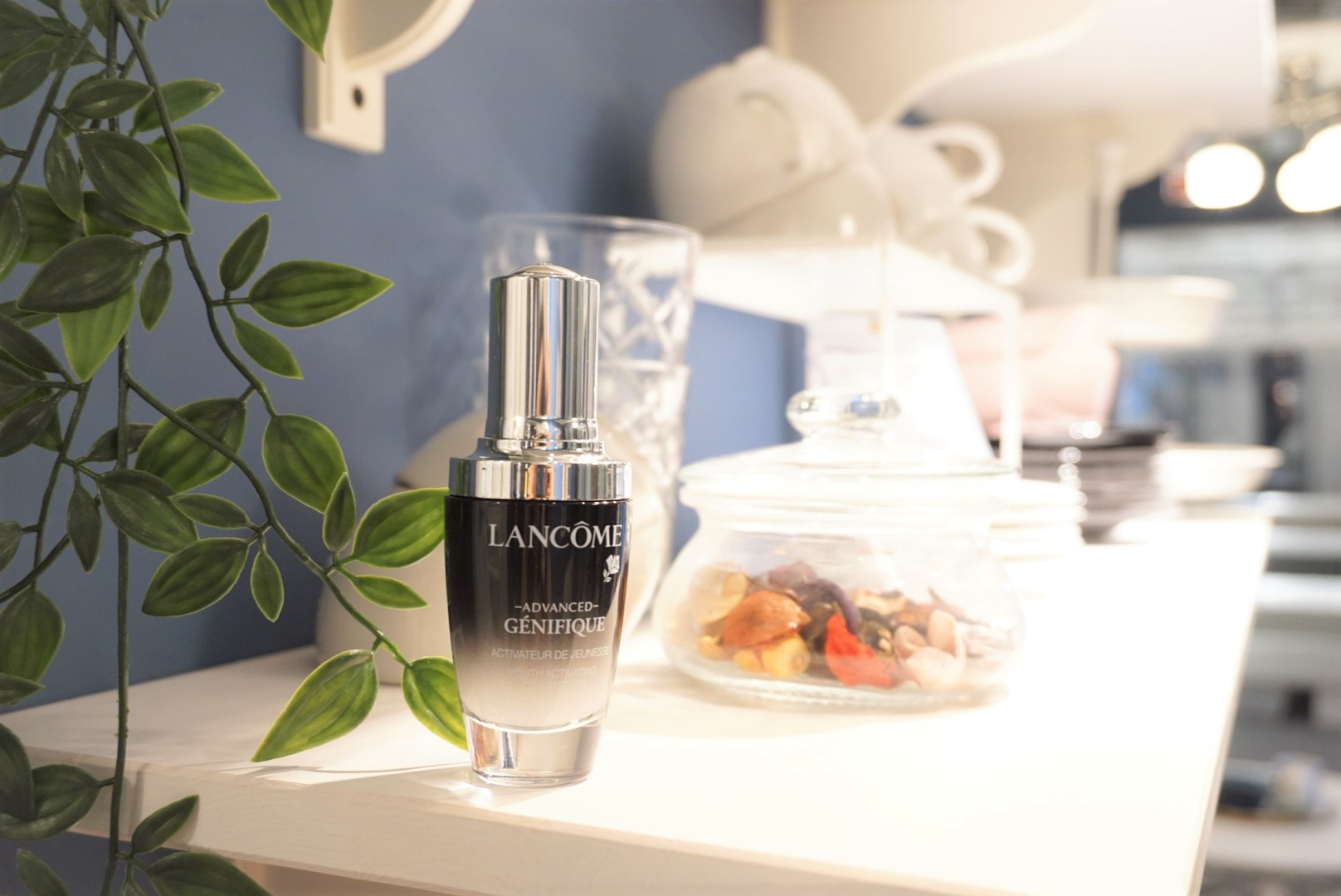 嫩肌活膚。空瓶之選 ヾ‧o Lancôme Advanced Génifique Concentrate Serum