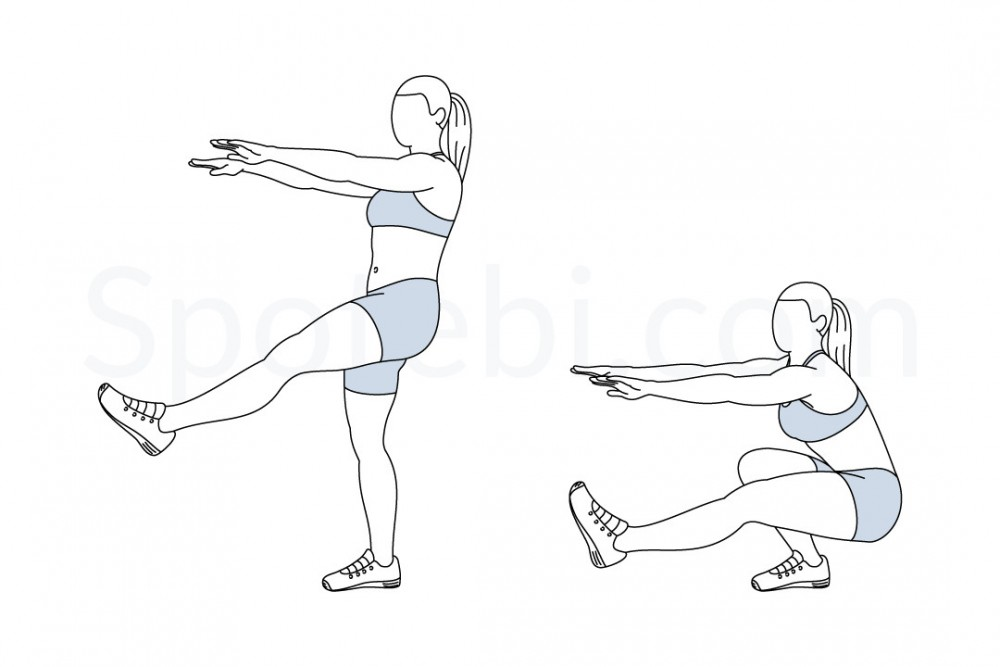 pistol-squat-exercise-illustration