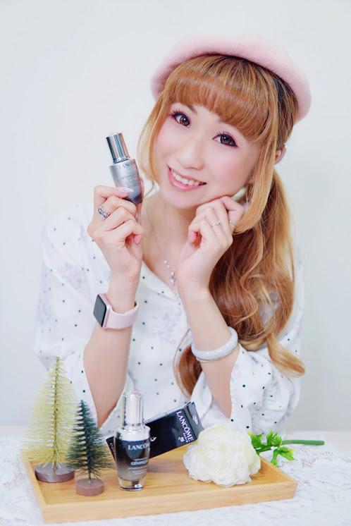 ♡ 護膚 ◆ 讓雙眼重拾青春活力, 跟眼圈眼袋說再見 ◆ Lancome Advance Genifique Yeux Light-Pearl 冰鑽亮眼肌底液 ♤