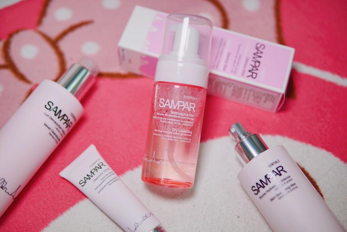 ♡ 護膚 ◆ 一試愛上, 無須沖洗的卸妝泡沫 ◆ SAMPAR 三效免沖洗卸泡沫 ♤